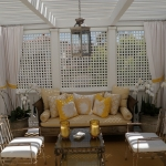 Outdoor Traversing Drapes