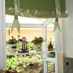 Silk & Linen Valance