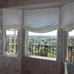 Casual Style Roman Shades