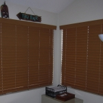 2 in. wood blinds