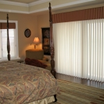 Sheer Vision Verticals  with Hunter Douglas Silhouettes